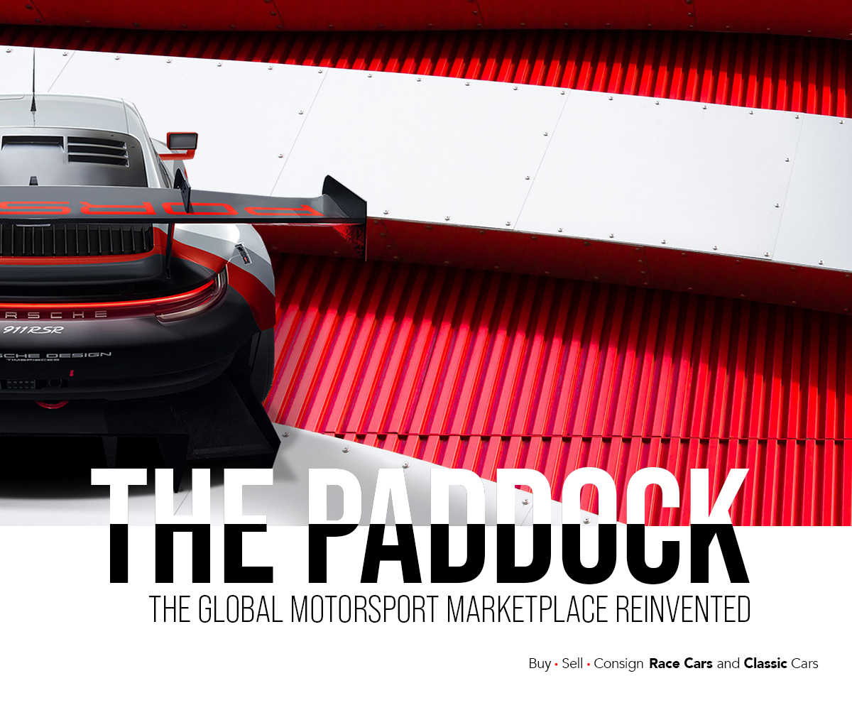 Racing Edge Paddock - Motorsport Marketplace