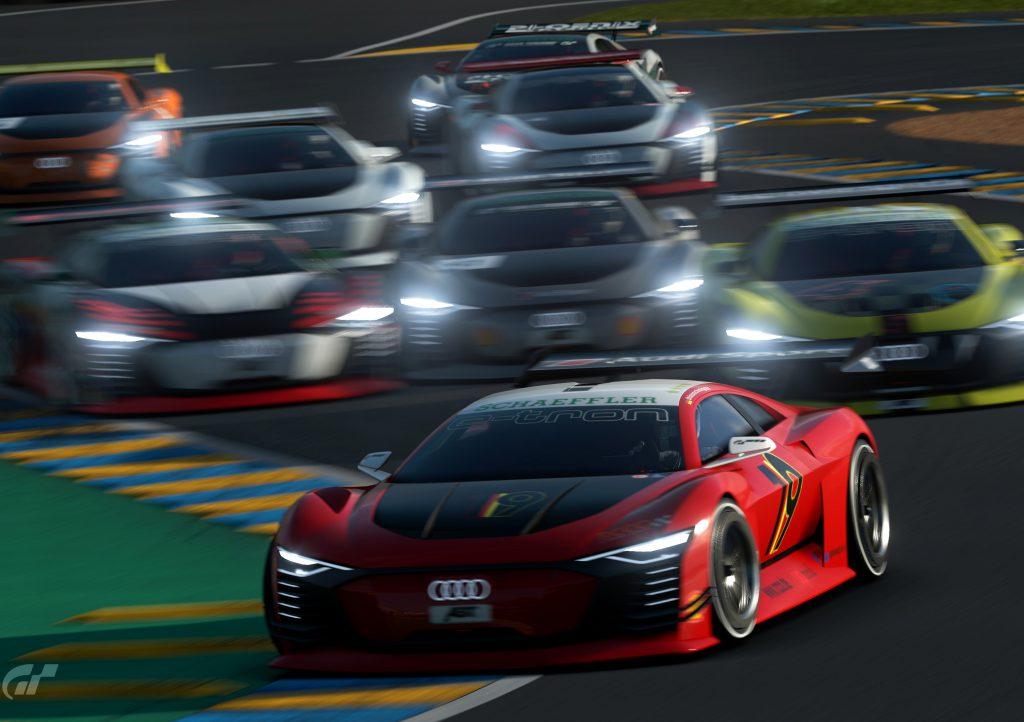 Audi SimRacing