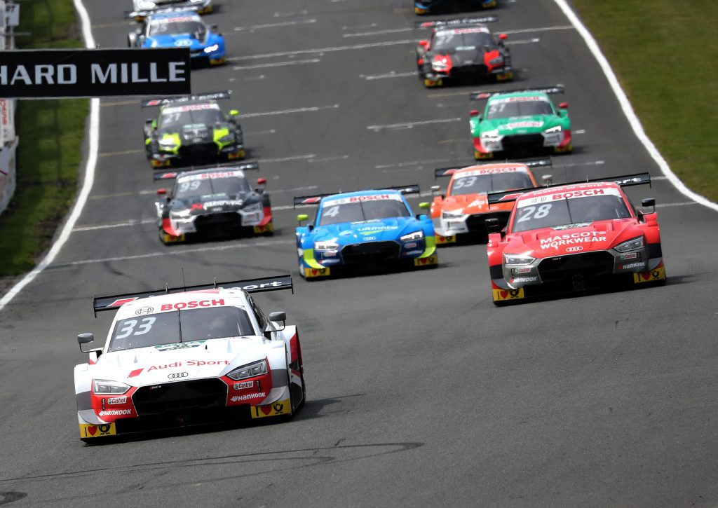 Motorsport news Audi