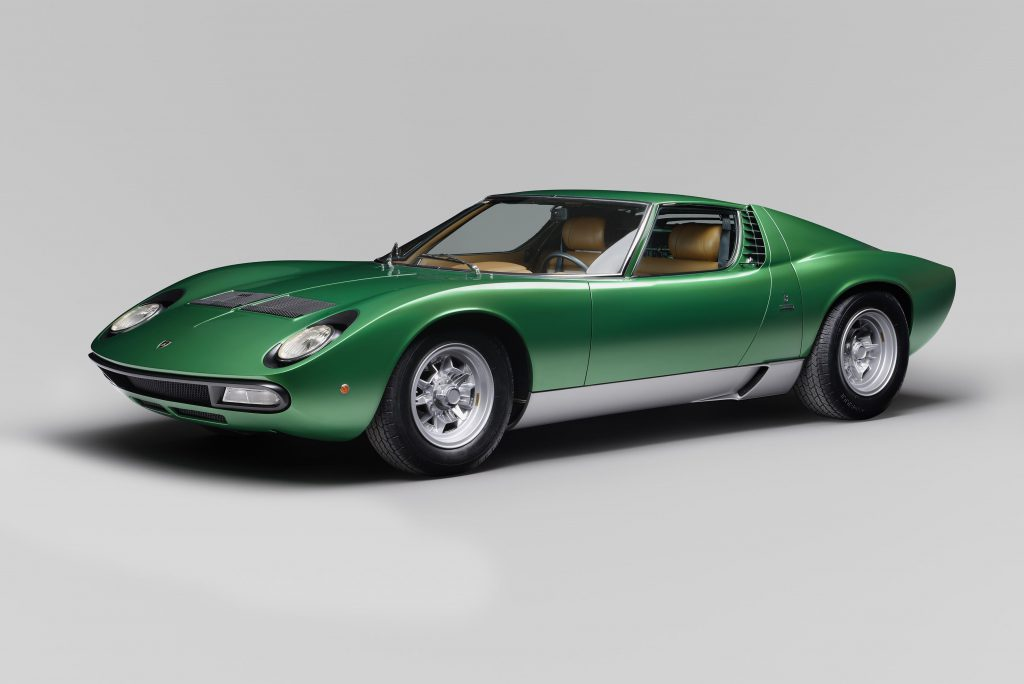 Collectible Car Lamborghini