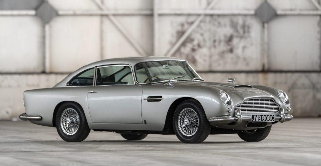 Collectible Car Aston Martin