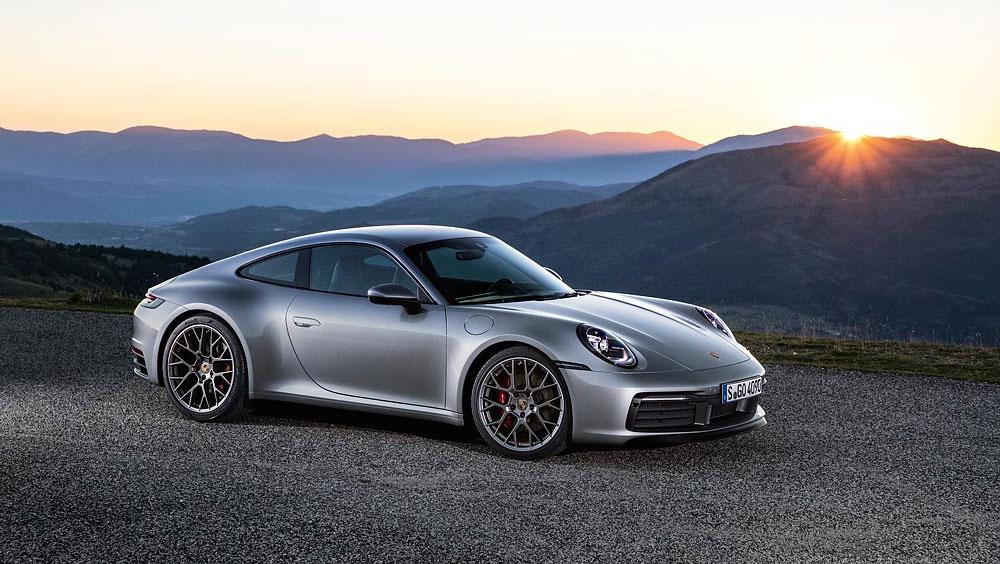 Porsche 911 8th generation
