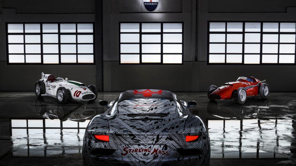 Motorsport news Maserati
