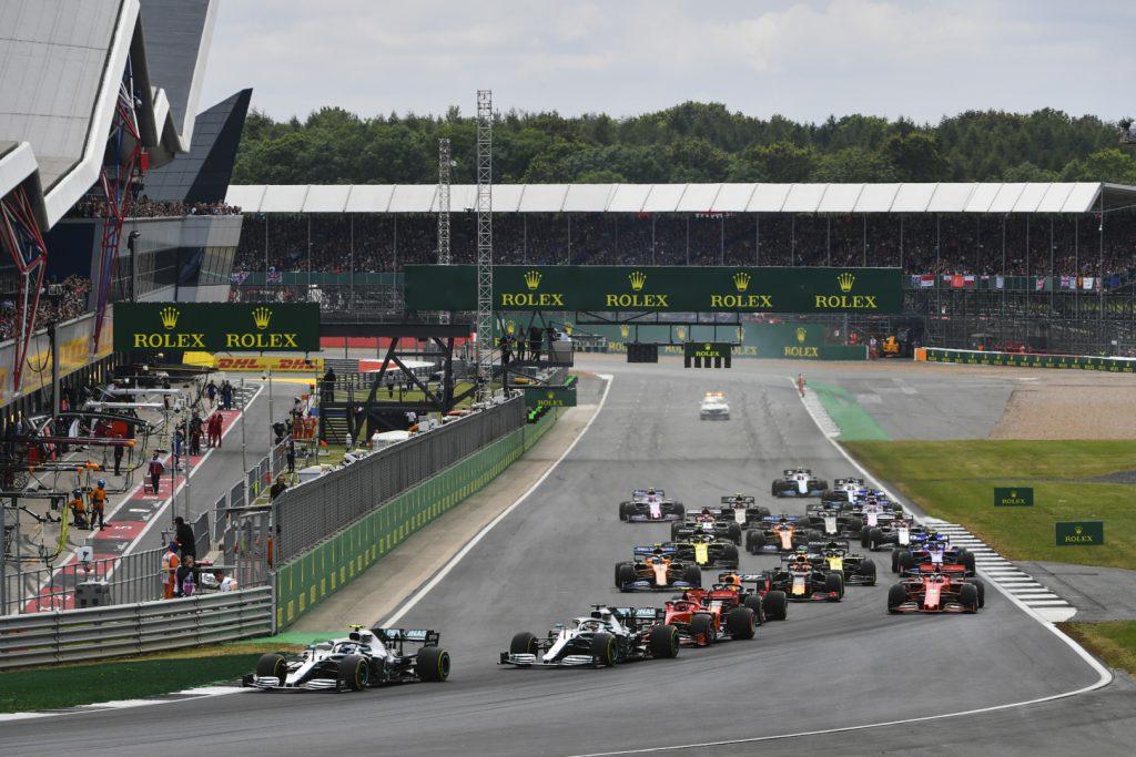 British Grand Prix news