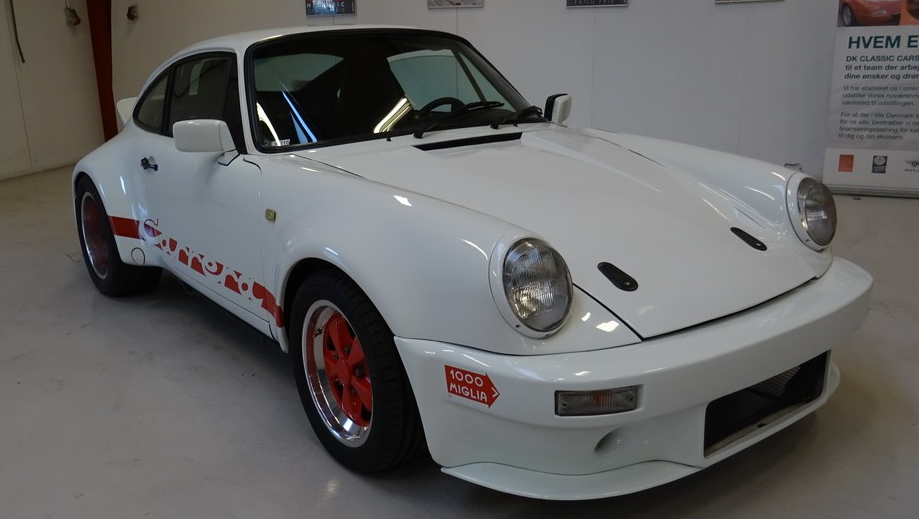 1972 Porsche 911 Carrera RS Replica