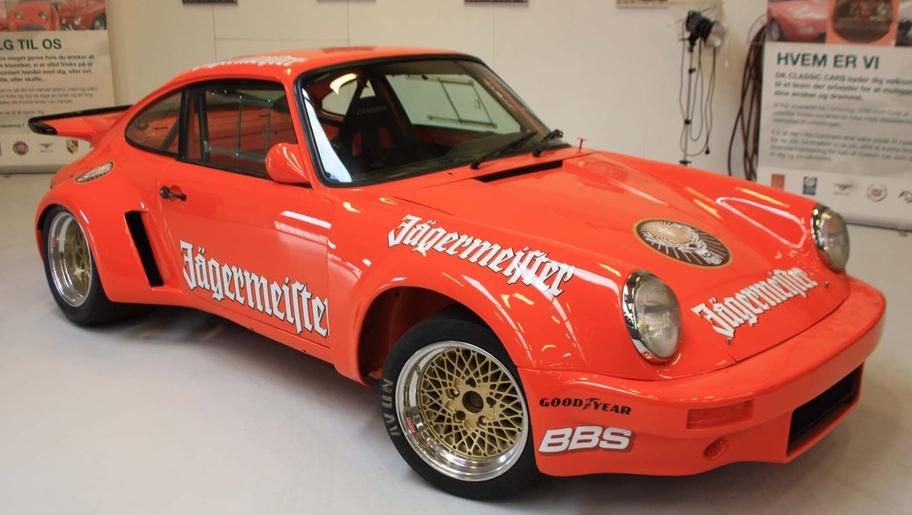 1974 Porsche 911 Carrera RSR 3.0 Liter Replica