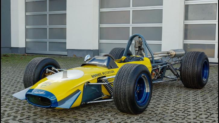 1969 Tecno Formula 3