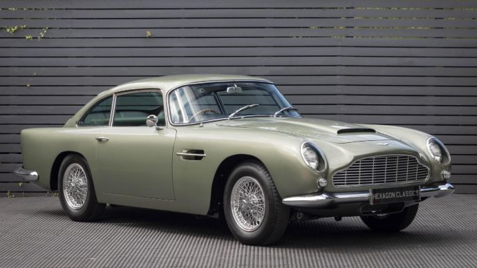 Aston Martin Db4 Series 5 Vantage