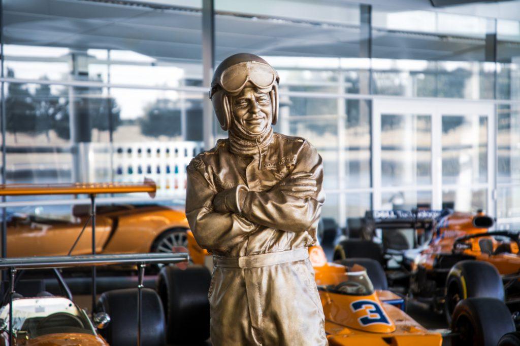 Bruce McLaren news