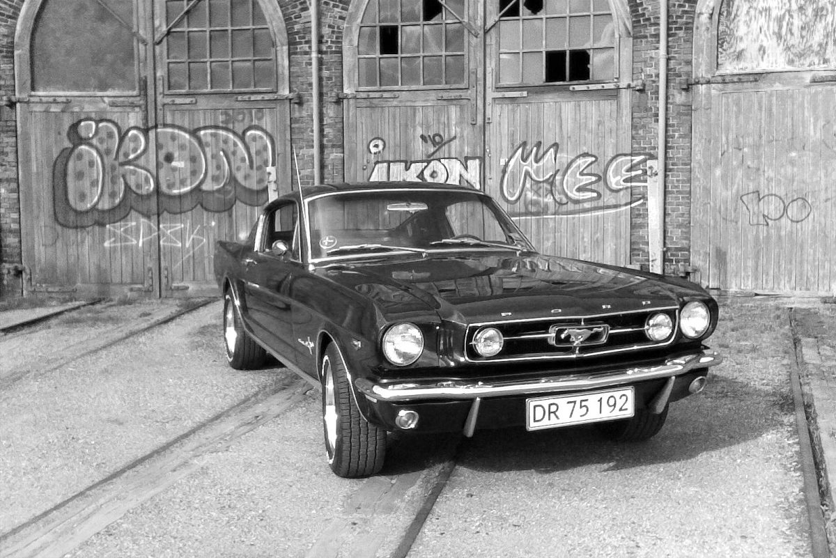 Ford Mustang: The American Icon