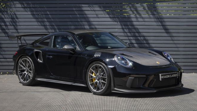 Porsche 911 (991. 2) GT3 Rs Weissach Gen II