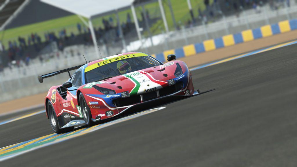 Ferrari Sim Racing