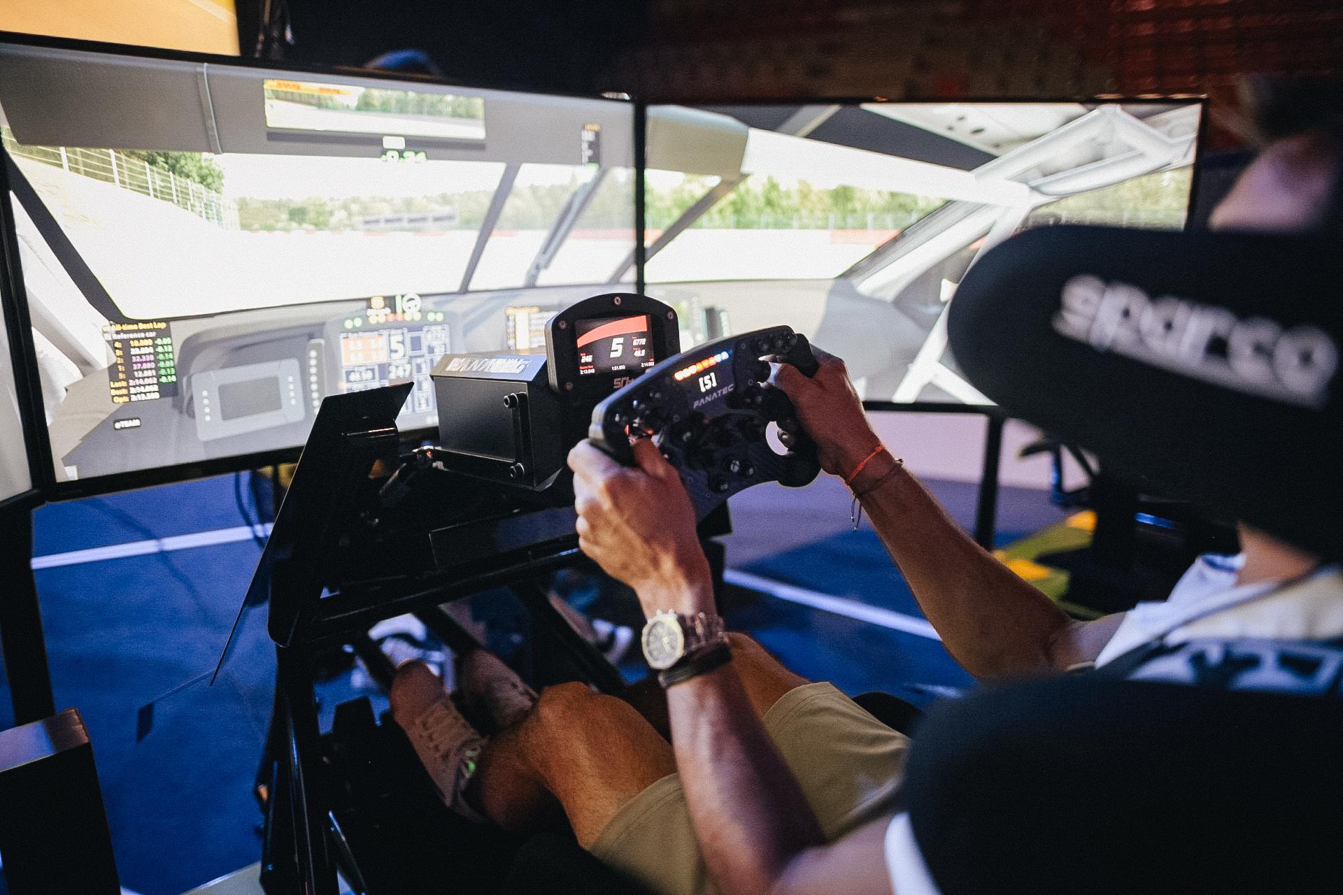 Sim Racing: The Next Generation of Racing