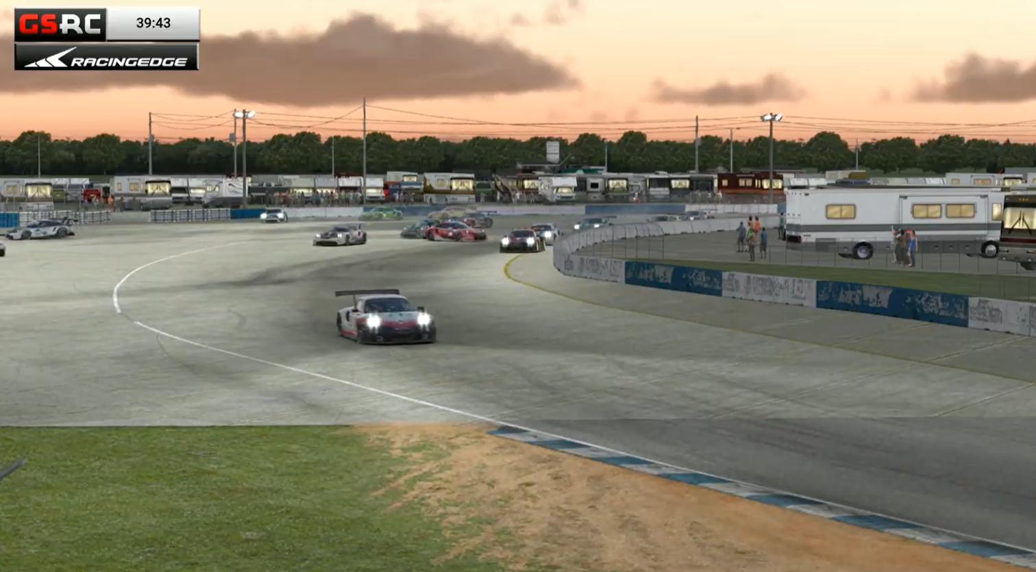 Racing Edge SimRacing Series: Season 2 continues with Sebring showstopper