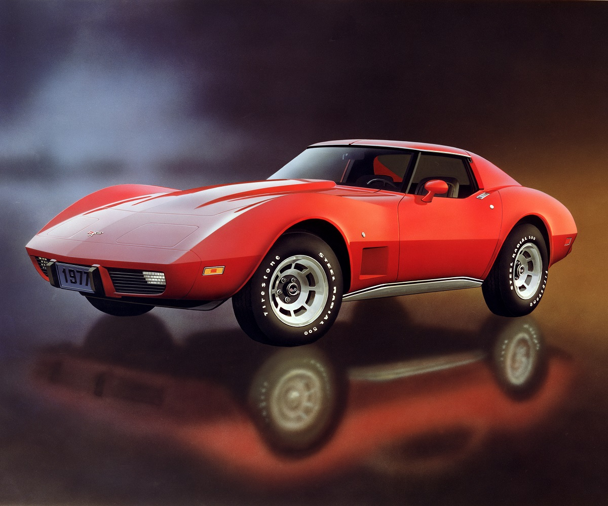 Chevrolet Corvette: The Only True American Sports Car