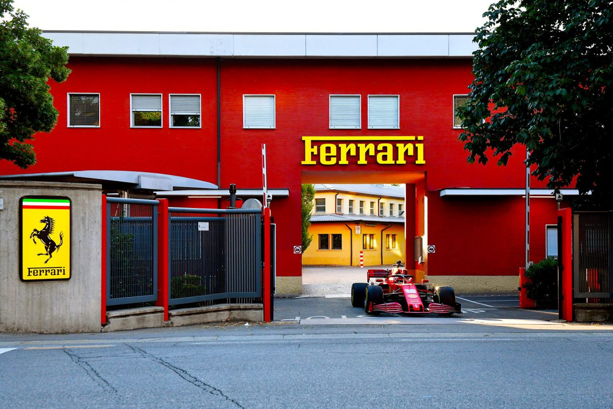 Fast Friday: Leclerc fires up Ferrari through Maranello streets, plus a new McLaren