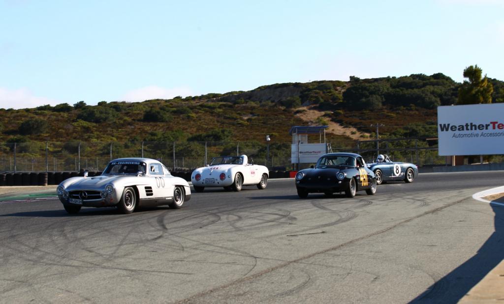Monterey Historics news