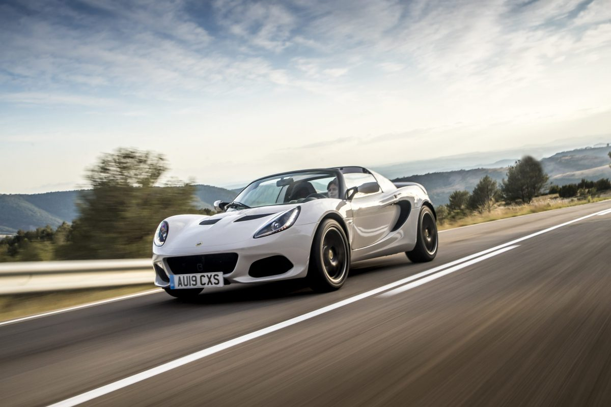 Lotus Elise: Britain's diminutive monster