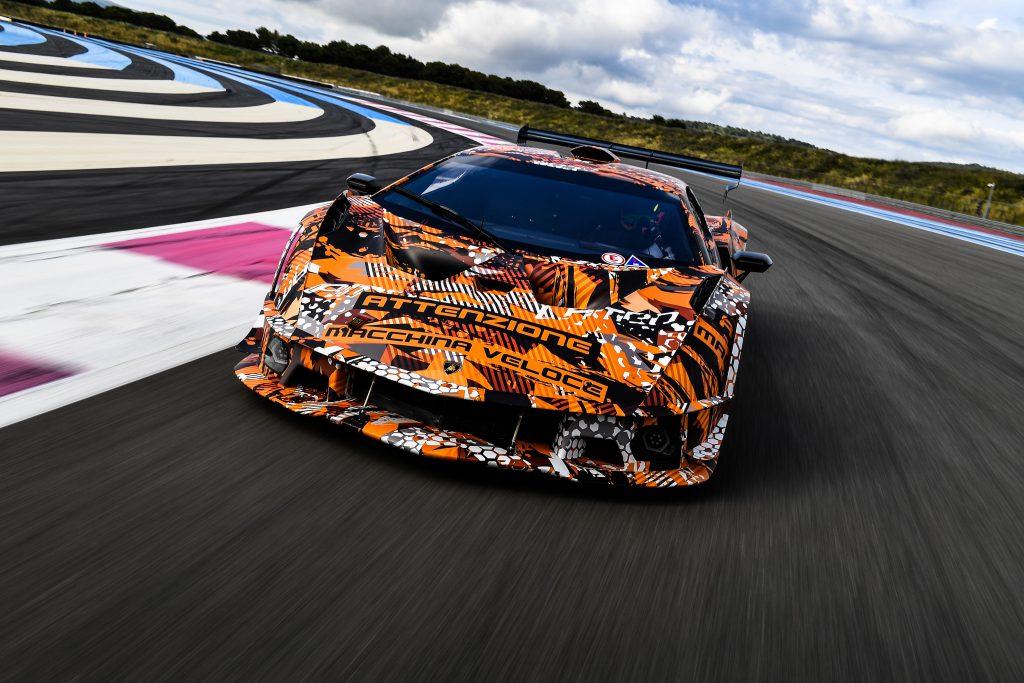 Lamborghini SCV12 news