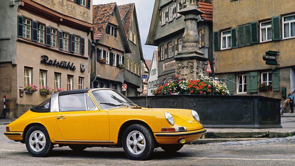 Classic car Porsche