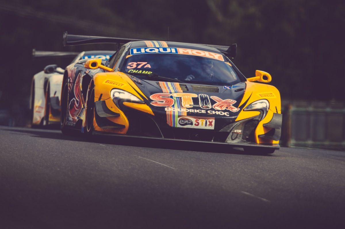 why should you own a mclaren 650s gt3 race car