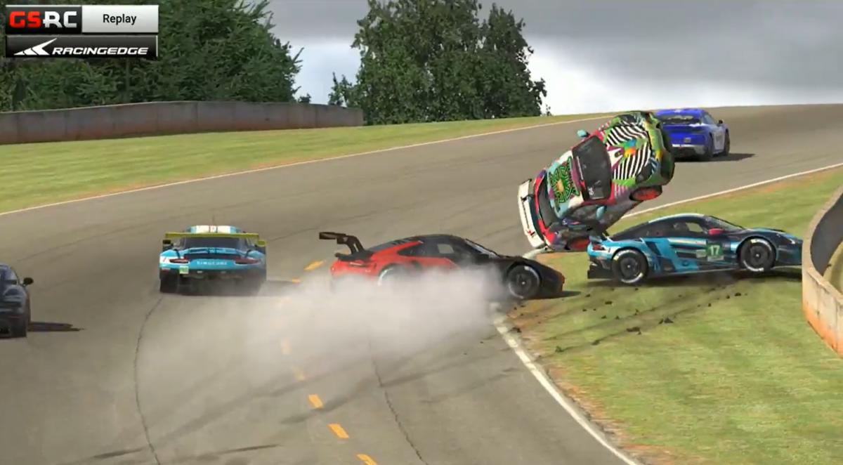 Watch Round 4 of Racing Edge SimRacing Series Season 2 at Road Atlanta