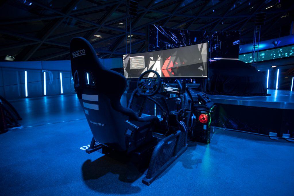 Sim Racing rig