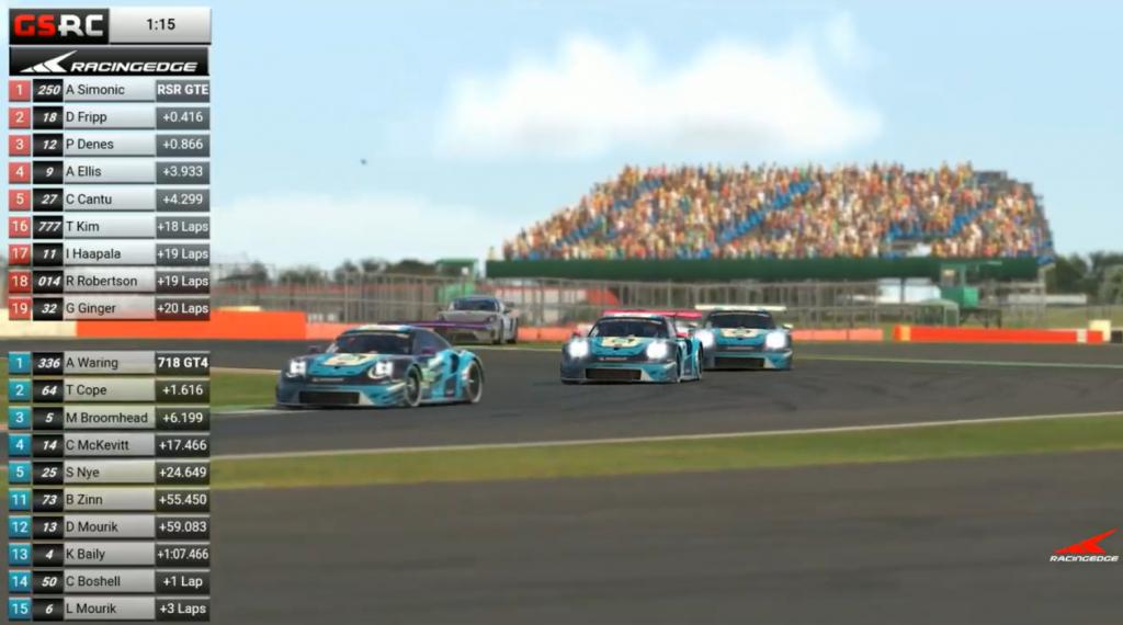 Silverstone Sim Racing