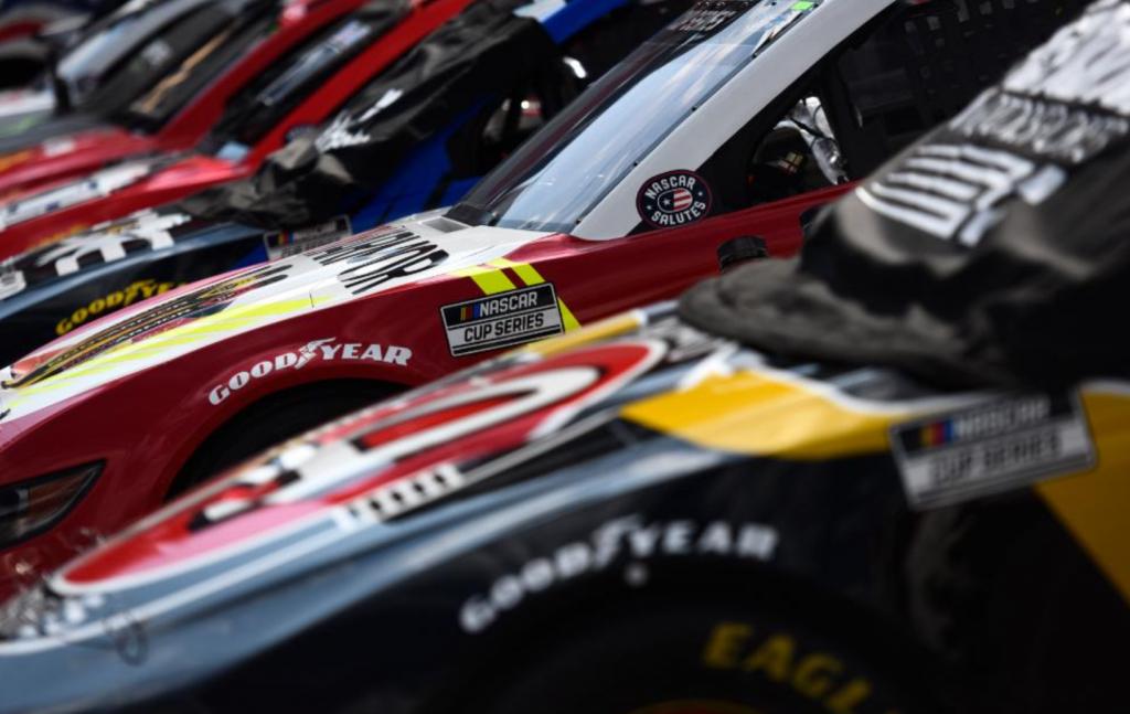 NASCAR news