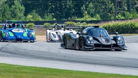 2016 Ligier JSP3