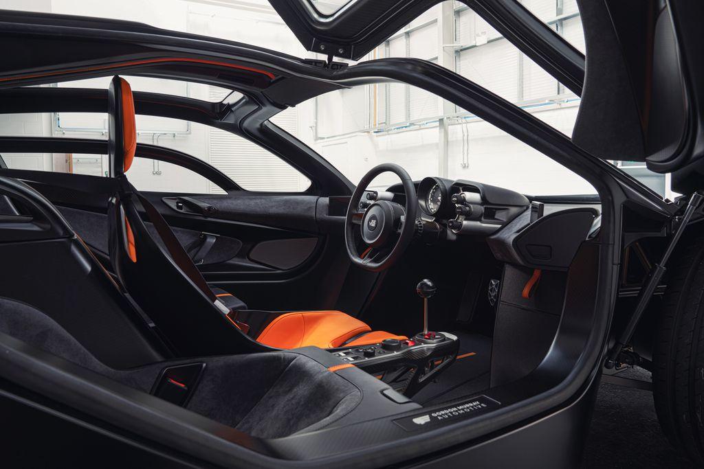 T.50 interior