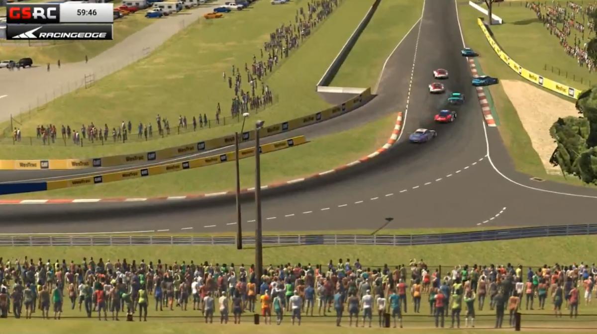 Racing Edge - Sim Racing - cover
