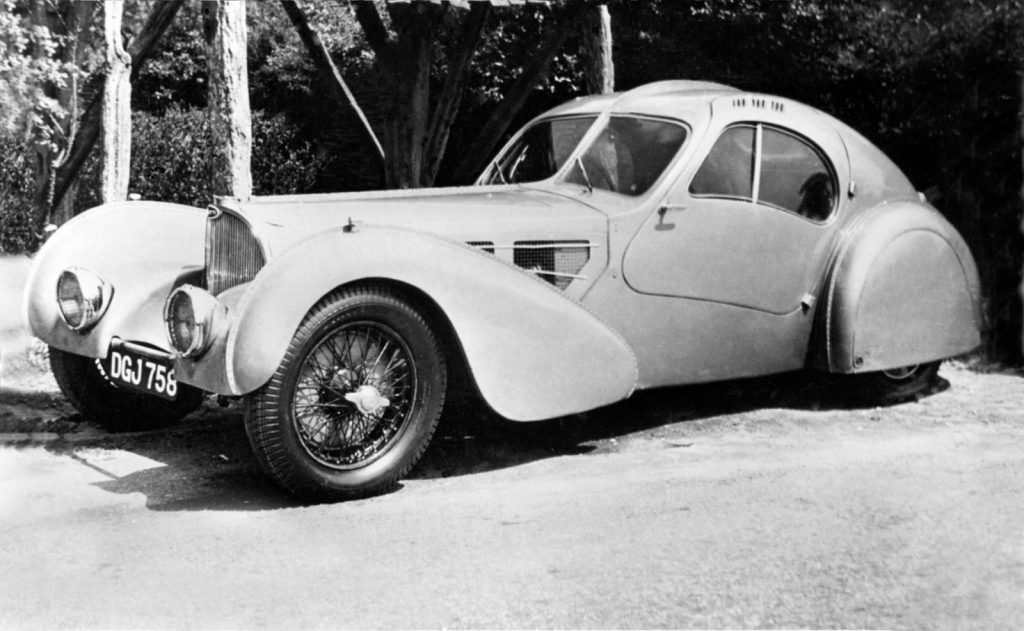 Bentley Type 57C