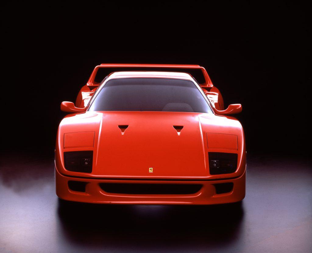Ferrari F40 sports car
