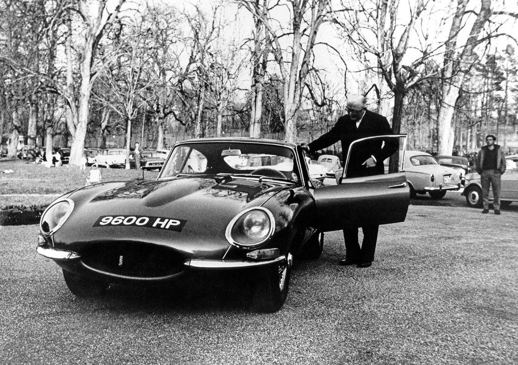 Jaguar E-Type car news