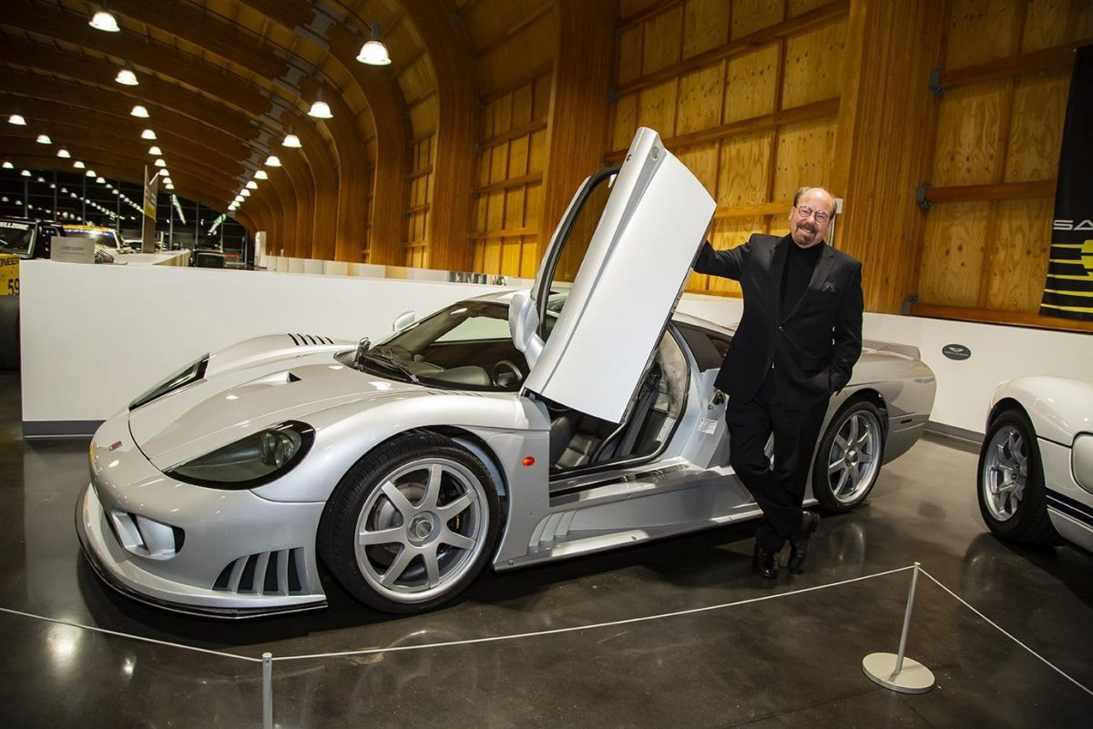 The Saleen S7 is one of the most important cars of the modern era