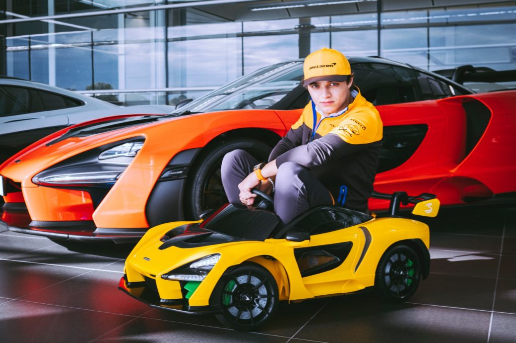 McLaren Senna car news